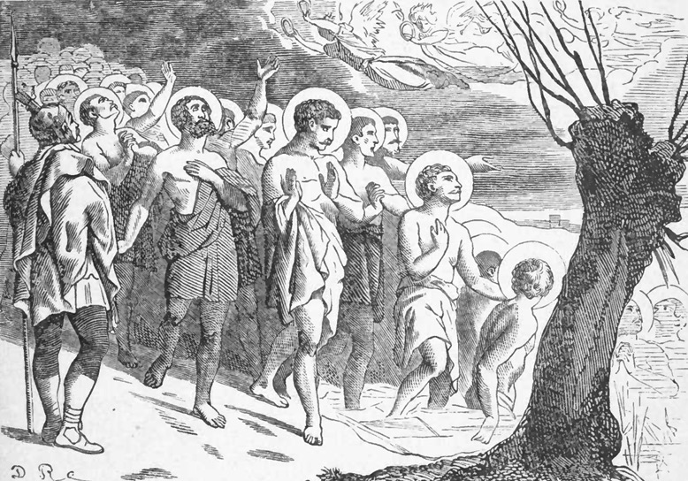 Forty Martyrs of Sebaste