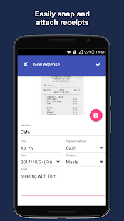 Staple - Expense Reports- screenshot thumbnail