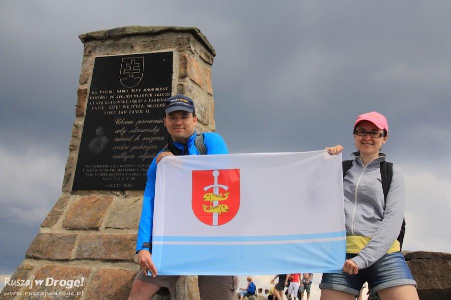Gdynia i Ruszaj w Drogę na szczycie Babiej Góry