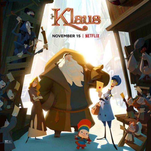 Christmas 2020 Best Netflix films & movies to watch - Klaus