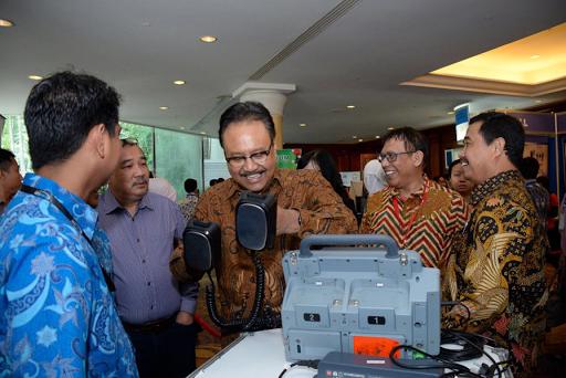 Wakil Gubernur Saifullah Yusuf
