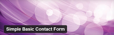 """simple basic contact form"""