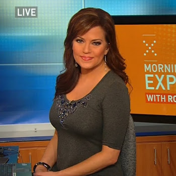 Robin Meade instagram, phone, email