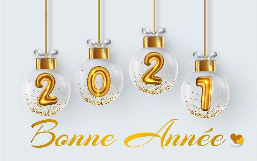 Bonne Année 2021 : SMS & Textes de joyeuses fêtes   Poésie d'amour