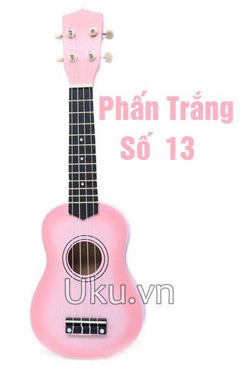 đàn ukulele trơn