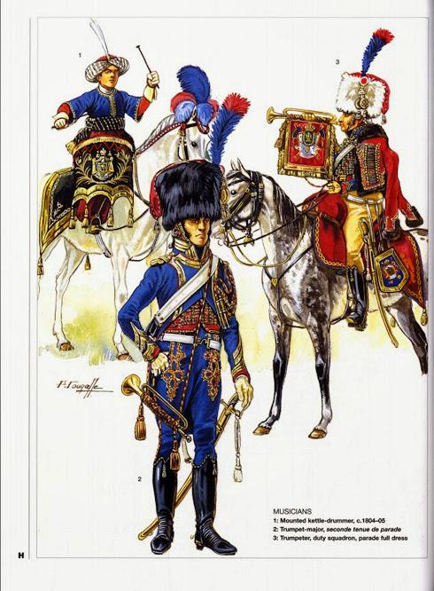 Trumpeter 1st Westphalian Cuirassiers Regiment 1813 MiniArt 1/16 TrompeteeChasseur%25C3%25A0Cheval+cab52c186e