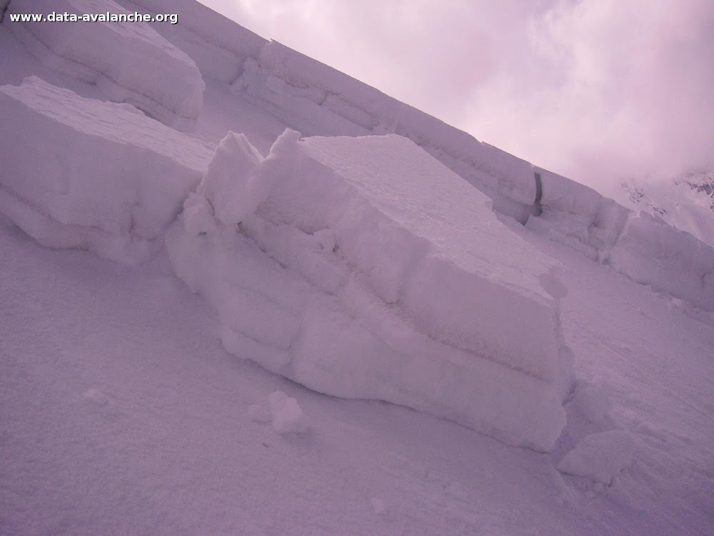 Avalanche Sud Tyrol, secteur Einachtspitze - Photo 1