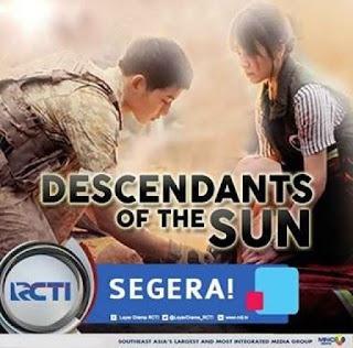 kapan descendants of the sun dots tayang di rcti ini jawabannya