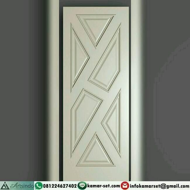 Model pintu yang sangat unik dan ribet