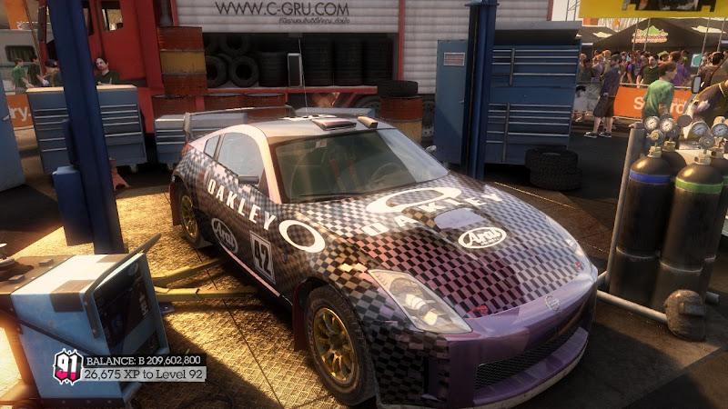 รายการรถกลุ่ม Rally ใน DiRT2 350-00
