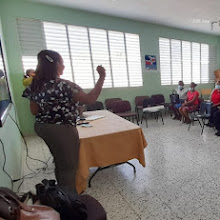 Distrito 01-05 imparte taller de coerción social de la digitalización avalado por el MINERD