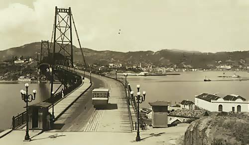 23 de Março: 285º Aniversário de Florianópolis ~ TEM PREGUIÇA