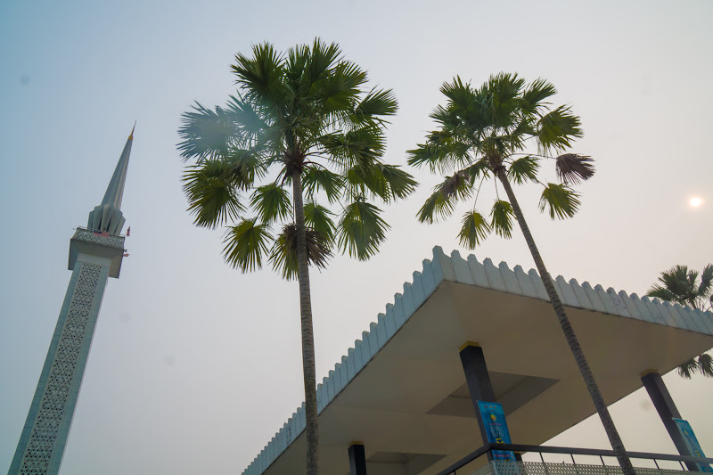 クアラルンプール 国立モスク2