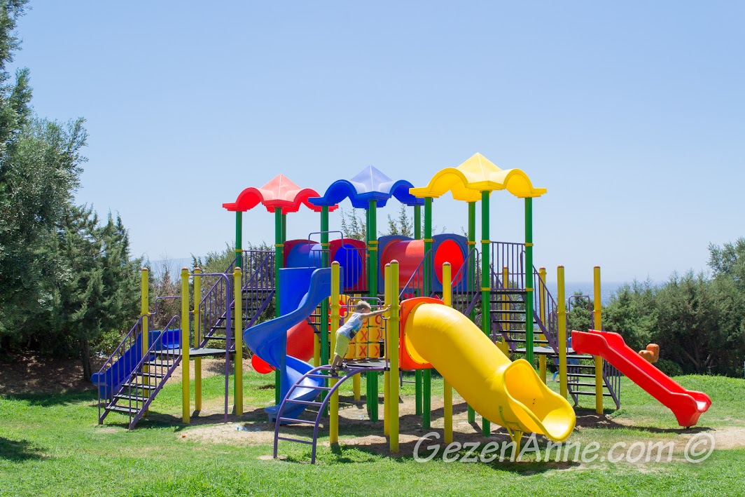 çocuk parkı, Bodrum Park Resort