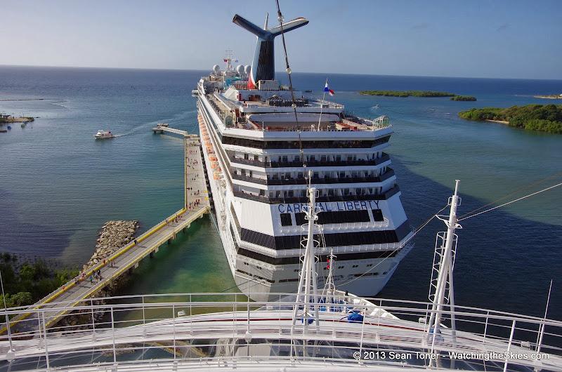 01-01-14 Western Caribbean Cruise - Day 4 - Roatan, Honduras - IMGP0854.JPG