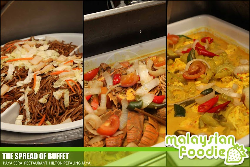 RAMADAN BUFFET AT PAYA SERAI, HILTON PETALING JAYA (INVITED REVIEW)