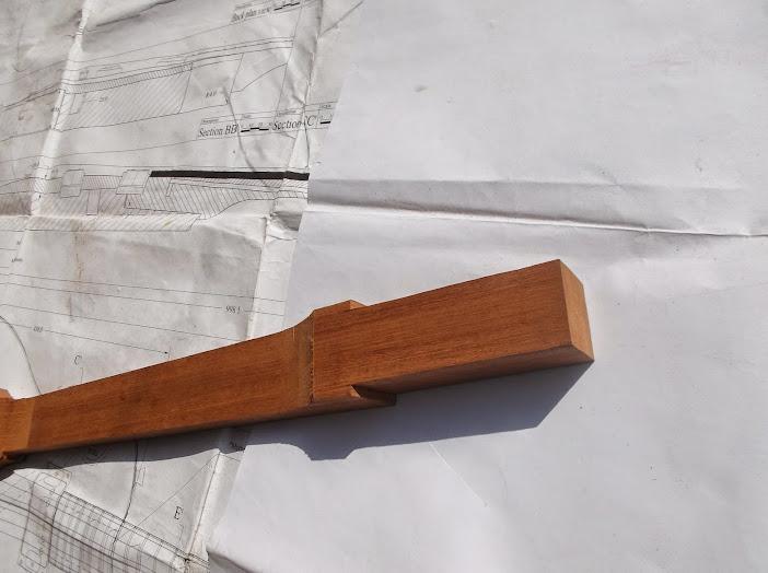 Construção inspirada Les Paul Custom, meu 1º projeto com braço colado (finalizado e com áudio) - Página 3 DSCF1226
