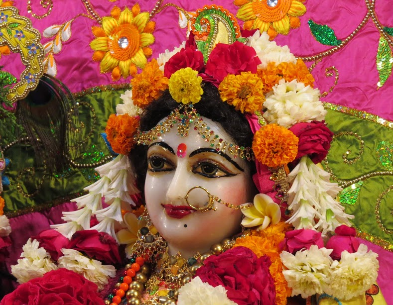 ISKCON Vallabh vidhyanagar Deity Darshan 16 jan 2017 (9)