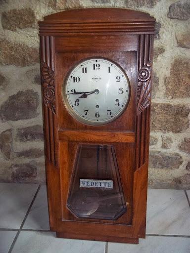 carillon vedette n 42 ancien caisson en ch ne sculpt 43lork7x horloges pendules dans. Black Bedroom Furniture Sets. Home Design Ideas