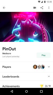 Google Play Games - screenshot