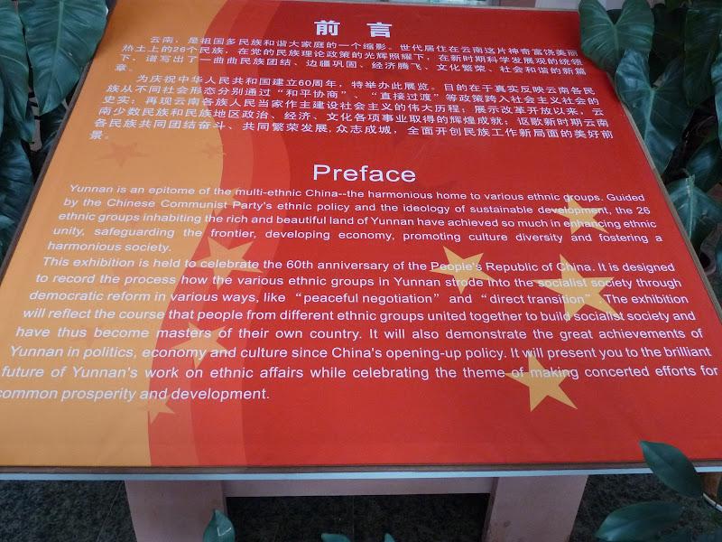 CHINE.YUNNAN.KUN MING Temple, jardin horticole,Musée des minorites - P1270404.JPG