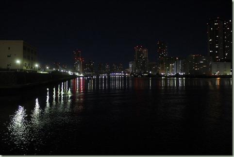 Un passeo nocturno por Tokio1