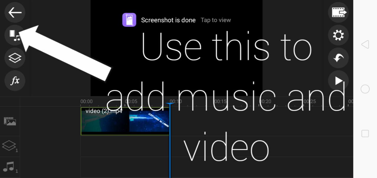 Edit videos using kinemaster or powerdirector in 2020
