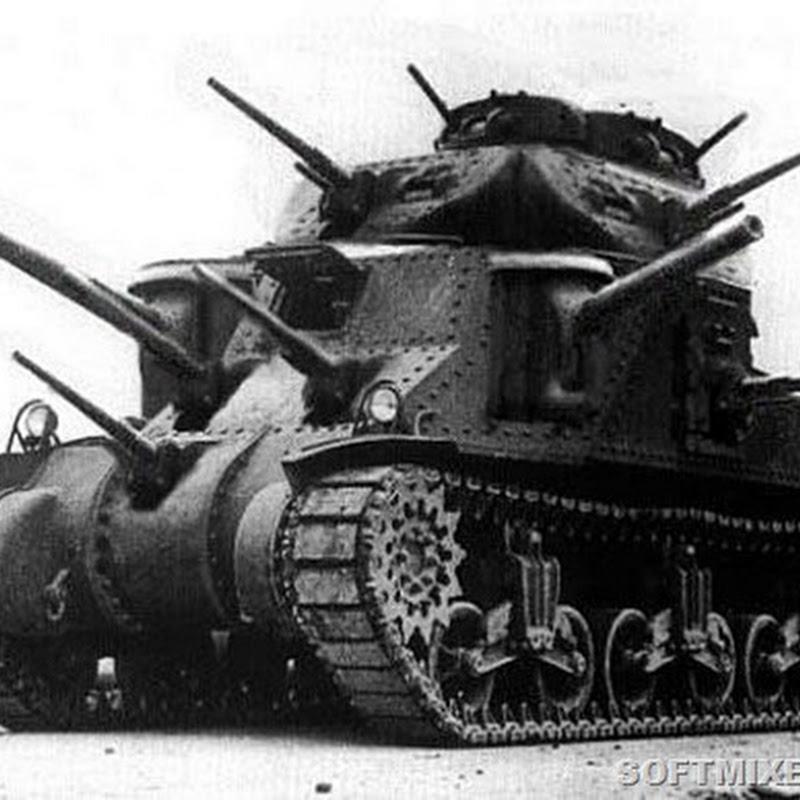 Самые неудачные военные изобретения