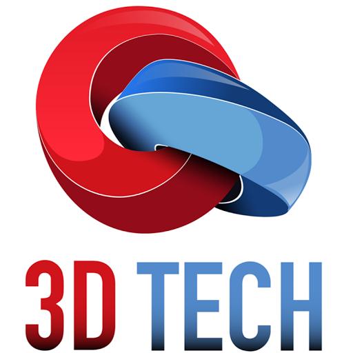 3D Tech (5 Parts)