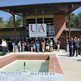 UACCH-Texarkana Ribbon Cutting - DSC_0349.JPG