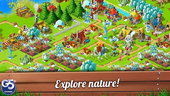 Farm Clan®: Farm Life Adventure- screenshot thumbnail