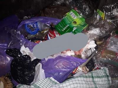 Polisi Selidiki Kasus Penemuan Orok di Tempat Sampah