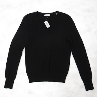 Equipment V-Neck Cashmere Sweater