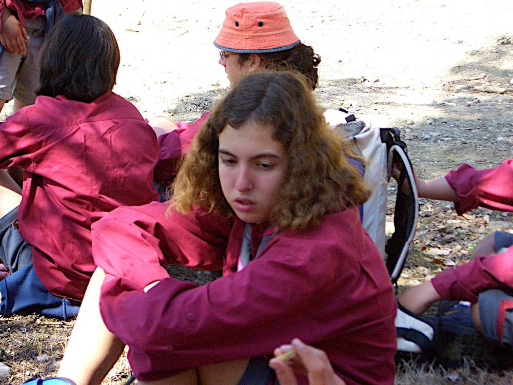 Campaments amb Lola Anglada 2005 - CIMG0344.JPG