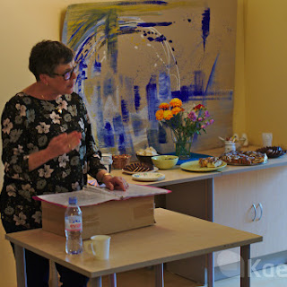 Dottie McDowelli seminar Tartus