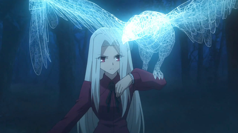 Fate/Zero Review Screenshot 2