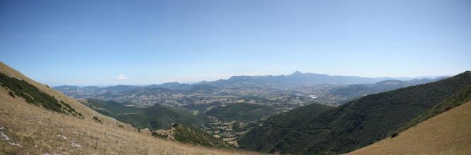 Photo: Панорама северного старта, г. Монте-Кукко