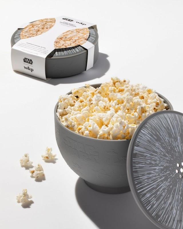 Begini Cara Mudah Membuat Popcorn asin gurih