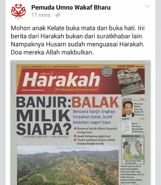 Bodoh Betul La Pemuda Umno Wakaf Bharu