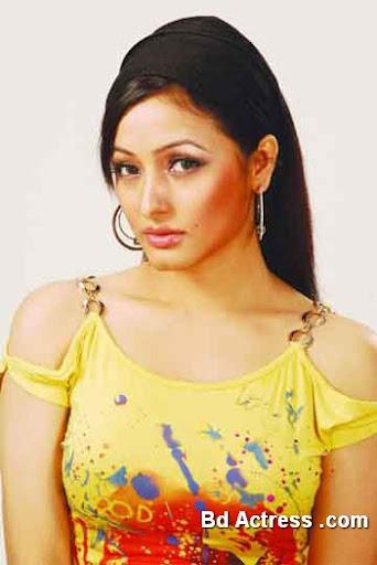Bangladeshi Model Sujana