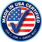 Earthwise Windows by Tri-State Cincinnati are Made in the USA Certified