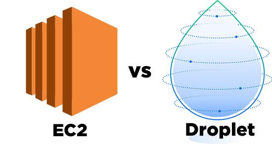 AWS EC2 vs Digital Ocean Droplet - Price Comparison
