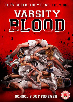 Filme Poster Varsity Blood HDRip XviD & RMVB Legendado