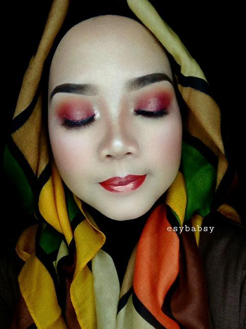 red-copper-eye-makeup-tutorial-esybabsy