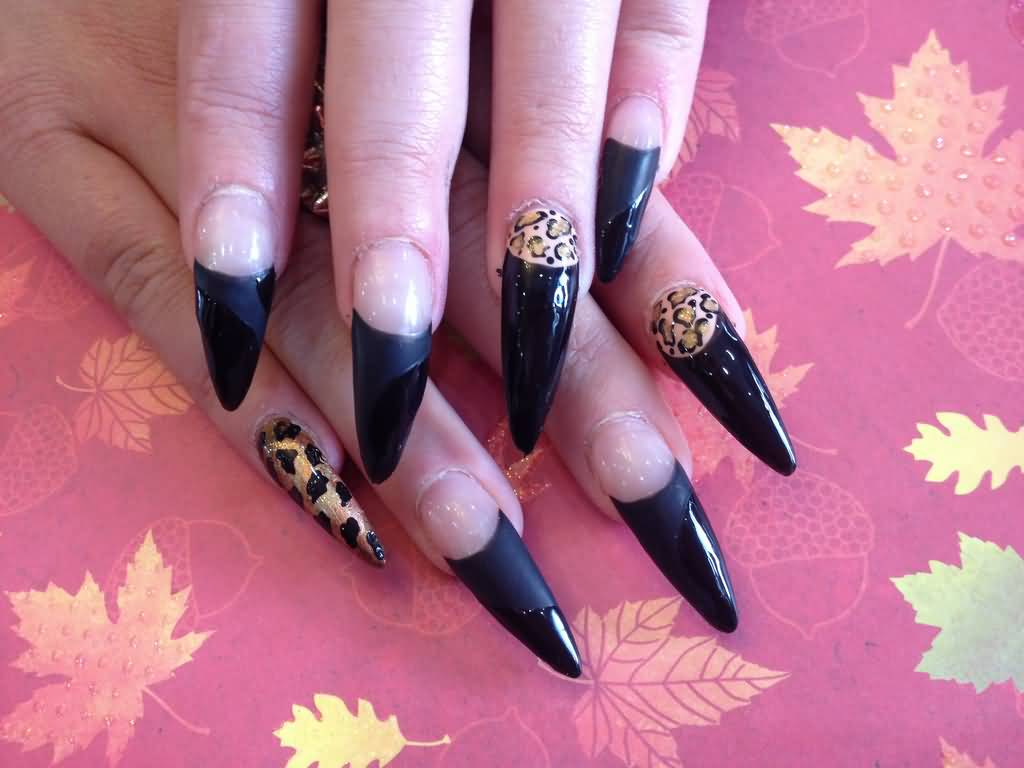 Stiletto Nails Designs with Images 2017 | Fashion Qe