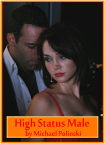 Cover of Michael Pilinski's Book High Status Male