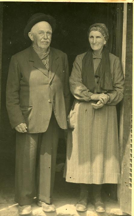 Orecchia Battista 1874-1963, Gabutti Giuseppina 1891-1961 Tulame