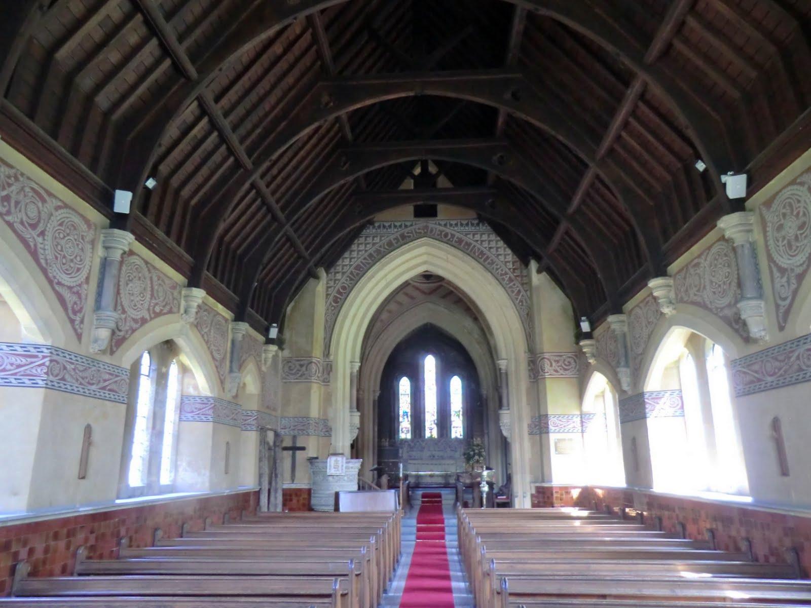 CIMG1428 St Giles' church, Shipbourne