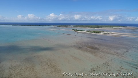 Rangiroa by Drone