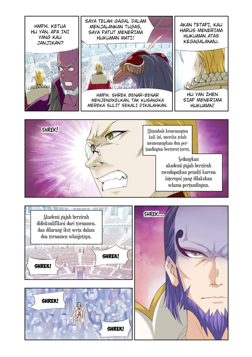 Baca Manga Soul Land Chapter 93 Komik Station